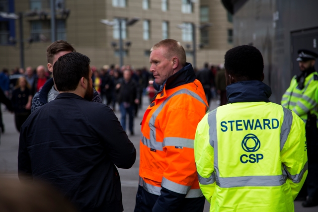 Safety Stewarding and Security at Arsenal FC