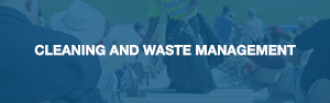 Cleaning, Portering and Waste Management